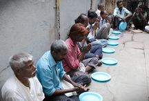 Non-Resident Indians (NRIs) to Help Feed the Poor and Hungry in Urban/Rural Slums / Another practice in the Hindu religious ritual for the dearly departed and ancestors is donating monetary help in feeding poor children in slum areas and impoverished families belonging to the urban poor. Hindu devotees believe that this is a way to give peace and comfort to the souls of the dearly departed, and help ease their suffering in the afterlife as they go on their journey to ultimately unite with the Divine.