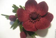 Λουλούδι από τσοχα