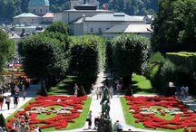 Vienna e Salisburgo