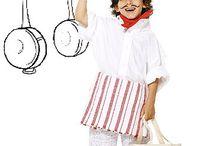 Italian Day - School costumes