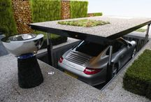 Out of the Ordinary Garages / Not all garages are created equal. / by Chamberlain