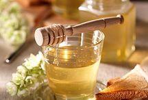 Les miels et confitures