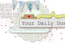 """Party Time Tuesdays Party Planners - Design Team / These are fantastic designers, past and current, who have joined up with us at Party Time Tuesdays to bring you """"Your Daily Dose"""" of inspiration.   Check out their blogs. You will find many things to inspire you!"""