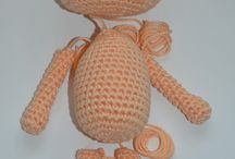 cochetk knitted toys