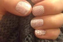 Ordered Jamberry nails