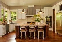 Kitchen ideas / by Lisa Roesler