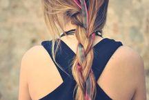 / Hair / / Hair colour/style inspirations :)