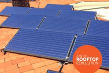 SUNWORX solar pv installations / We create happy clients who power their lives with sunshine.