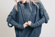 Knits, Cables, Intarsia / by Eliza Mulert