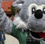 Wolfie-AUR's Mascot!