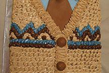 Father's Day Cakes/Ideas / by Lynette Ramirez