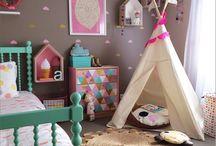 Habitaciones Infantiles / Children Room