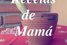 Recetas de mamá