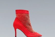 I love shoes. / by Belle Marfori