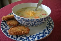 Souper Duper / Recipes for soups and stews of assorted varieties. / by Christina Garton-Salley
