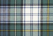 Tartan - all those glorious Scottish Textiles