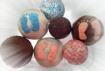 Baking | Cakepops, Other Pops & Truffles / by Mayo Benter