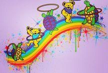 Hoop Art / Hula hoop art