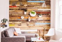 pareti interne in legno