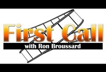 FIRST CALL / FIRST CALL series was created to inspire, empower, and share resources to help you Stretch Yourself and create the relationships you want in business and life. The advice in these videos will help you perform at your best when required, and your best is required EACH DAY to be successful.
