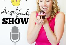 Cake Business Podcast / Now available, Angel Foods Show (Podcast) is about Sales + Marketing + Training = Growing Sweet Business (includes 'recipe for your business success'. Your host is Rebekah Allan: Cake Business Trainer, Mentor and Entrepreneur. She is a qualified baker & pastry cook who has had her own cake business since 2010.    Subscribe on iTunes here - http://angelfoods.net/afs OR Listen on website here - http://angelfoods.net/category/podcast/