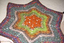 Crochet rounds & stars