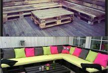 Garden inspirations! / Good ideas.