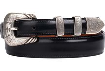 Men's Belts / Lucchese Men's Belts / by Lucchese Bootmaker