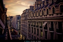 je t'aime la vie parisienne / I love all things parisian. Images that bring me back to the beautiful French city of Paris :) / by Tammy Han