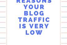 Web Traffic & SEO / Web and blog traffic and SEO tactics, tips and ideas.