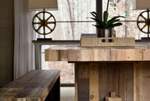 Pallets/Reclaimed wood