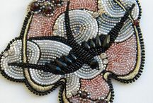 Bead embrodery