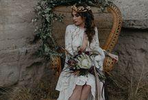 Sesion novia desierto/ruinas