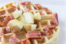 I love waffles / by Bekah Fargason