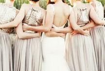 Bridesmaids Gown - Vestidos para Madrinhas