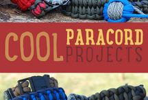 paracord leather kumihimo / Cool paracord, leather and kumihimo ideas