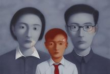 Zhang Xiaogang by archesart.com