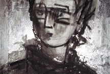 Deb Clarke Self Portraits
