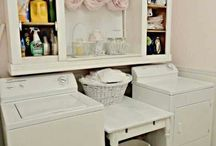 laundry/mud rooms / by Soleil Anda Tierney