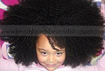Black hair & Beauty  / by Lakeshia Marable