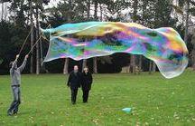 Recette bulles géantes