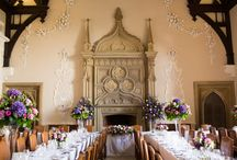 Wedding Venue - The Great Hall - West Sussex / Discover and share pictures of our beautiful Great Hall at Wiston House West Sussex.