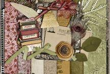 GDS: Holiday Products / Christmas kits and bundles at goDigitalScrapbooking! / by goDigitalScrapbooking.com/ (GDS)