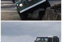 Special Edition Defenders / From Land Rover Release Special Editions to Movie Props!