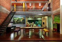 Loft Spaces Inspiration