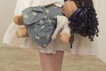 Waldorf Dolls / by Phoebe Garrett
