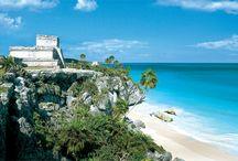 Riviera Maya Is Magic! / Destinations and interesting spots along the Riviera Maya covering the areas of Puerto Morelos, Playa del Carmen, Akumal and Tulum.