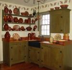 Primitive/Country/Rustic Kitchens 2 / by Lisa Davis