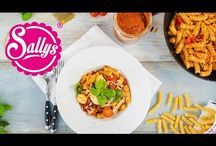 Sally's Nudel valgis