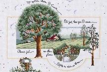 Embroidery designs I love / by Stephanie Vanden Broek Claus